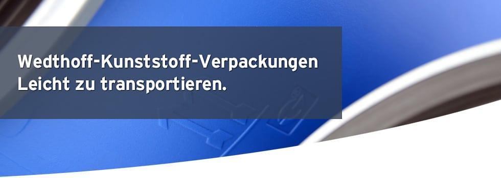 Industrieverpackungen kaufen; NRW; Transportverpackungen; Fässer; Deckelfässer; Spundfässer; Kunststofffässer; www.bodesign.de; www.wedthoff.de