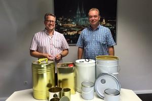 WEDTHOFF; Industrieverpackungen; Transportverpackungen; Weißblech; Pack2Pack; www.wedthoff.de