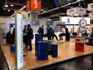 Wedthoff auf der Messe FachPack. Industrieverpackungen/Transportverpackungen