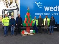 Frohe Weihnachten. Industrieverpackungen Köln Bonn NRW by WEDTHOFF
