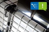 IBC-Container. Kaufen, mit Services, mit Beratung. Kunststoffverpackungen by WEDTHOFF