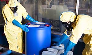 WEDTHOFF Industrieverpackungen Gefahrgutverpackungen Entsorgung Bergung