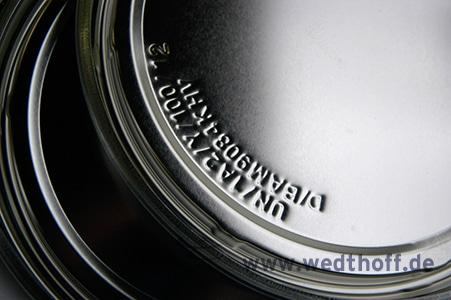 Wedthoff, Gefahrgutverpackungen, Transportverpackungen, UN-Zulassung