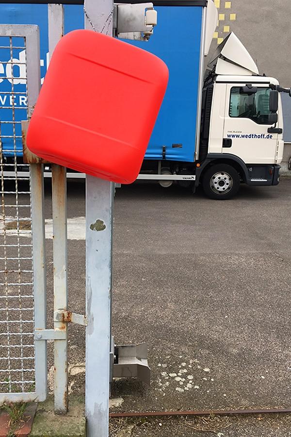 Kunststoff Kanister vom Großhandel. Industrieverpackungen schnell geliefert. WEDTHOFF