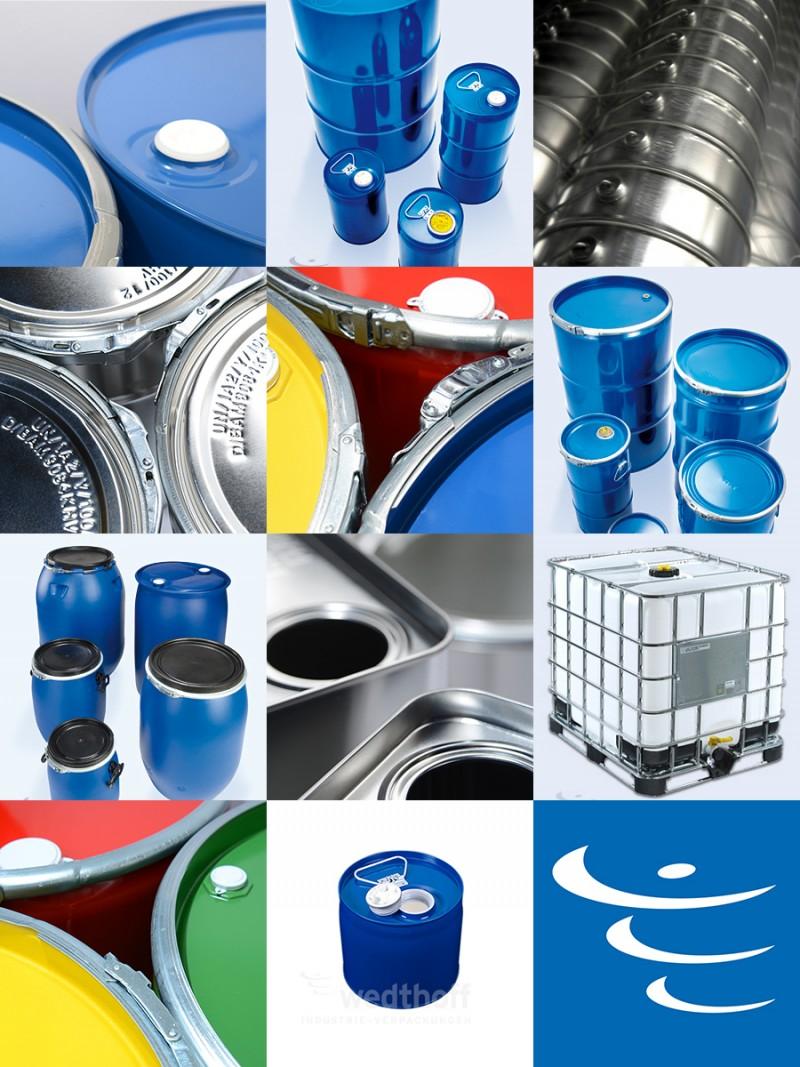 Industrieverpackungen + Gefahrgutverpackungen am Tag der Verpackung