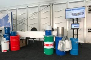 Wedthoff am Nürburgring, Gefahrgut-Tage, Gefahrgutverpackungen, Gefahrgutbeauftragter Duttenhöfer