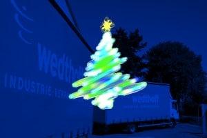 Frohe Wihnachten by WEDTHOFF Industrieverpackungen