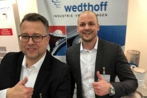 WEDTHOFF Industrieverpackungen auf der EMPACK 2018: Gefahrgutverpackungen, Bergungsfässer, Gebinde, Deckelfässer, Stahlfässer und Services