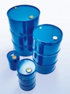 Industrieverpackung, Stahblechverpackung, Spundbehälter, Stahlfässer, Stahlfass, Deckelfass