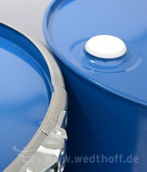 WEDTHOFF Industrieverpackungen Gefahrgutverpackungen, Stahblechverpackung, Spundbehälter, Stahlfässer, Stahlfass, Deckelfass