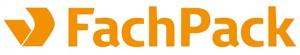 Logo Messe FachPack für Industrieverpackungen Gefahrgutverpackungen Bergungsverpackungen