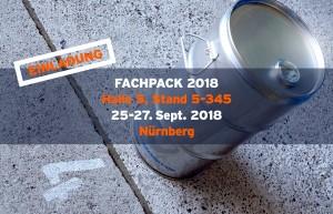 WEDTHOFF @ FACHPACK präsentiert Industrieverpackungen Gefahrgutverpackung, Stahblechverpackung, Spundbehälter, Stahlfässer, Stahlfass, Deckelfass, Spundfass, Kombifass