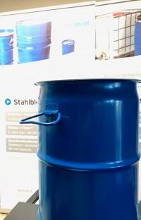 WEDTHOFF Großhandel Industrieverpackungen Gefahrgutverpackungen: Spundfass / Stahlfass