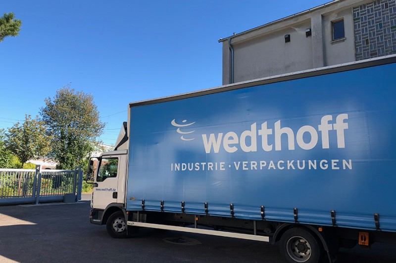 Industrieverpackungen / Gefahrgutverpackungen und mehr aus dem Transportverpackungen. Großhandel / Shop On-Demand Lieferung