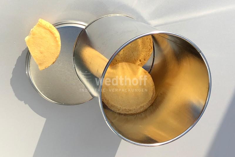Weißblechdosen – WEDTHOFF Industrieverpackungen, Weissblechverpackung und Keksrezept zum Advent Köln, Bonn, NRW