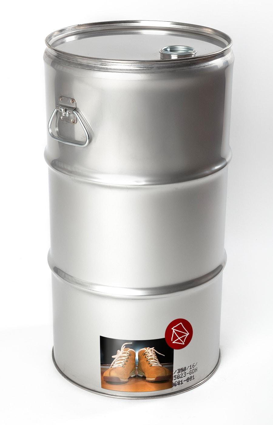 WEDTHOFF Großhandel Industrieverpackungen Gefahrgutverpackung Spundfass / Edelstahl Fass 200 l