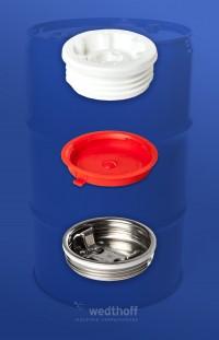 Zubehör Ersatzteil Industrieverpackung, Stahblechverpackung, Spundbehälter, Stahlfässer, Stahlfass, Deckelfass