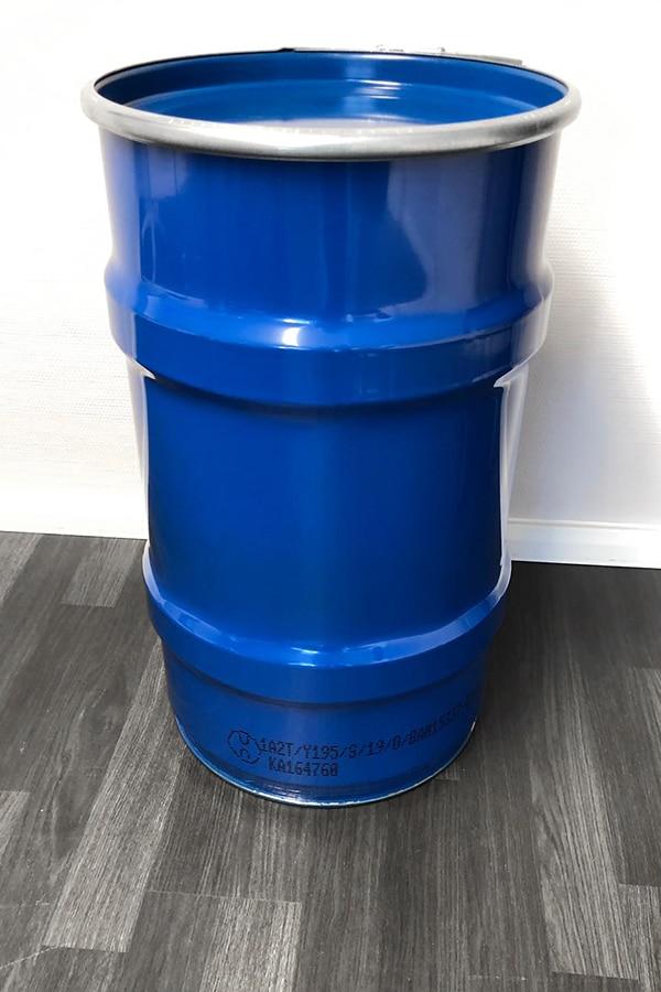 Bergungsfass 123 Liter, Bergungsverpackung, Gefahrgutverpackung by WEDTHOFF Industrieverpackungen