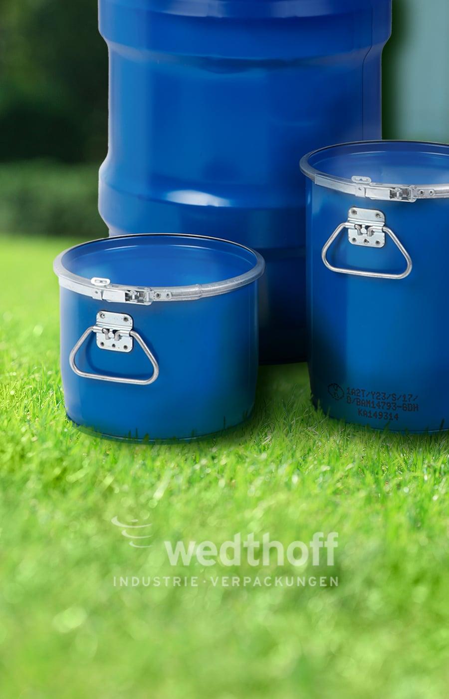 April April – Bergungsverpackungen die sich selbstständig vermehren by WEDTHOFF Industrieverpackungen 6l - 12l - 60l - 123l. Industrieverpackungen NRW