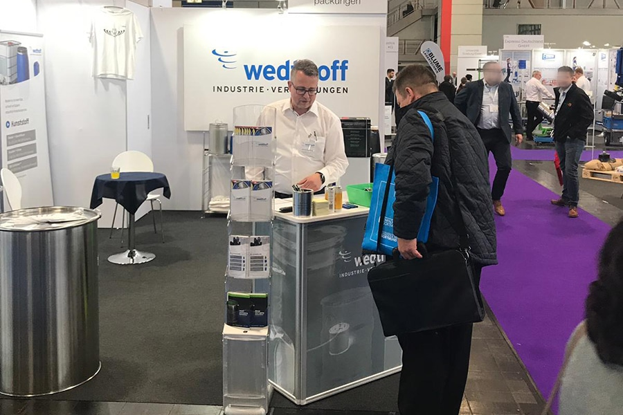 WEDTHOFF_Industrieverpackungen_@_Messe_EMPACK_2019_Dortmund_02 NRW