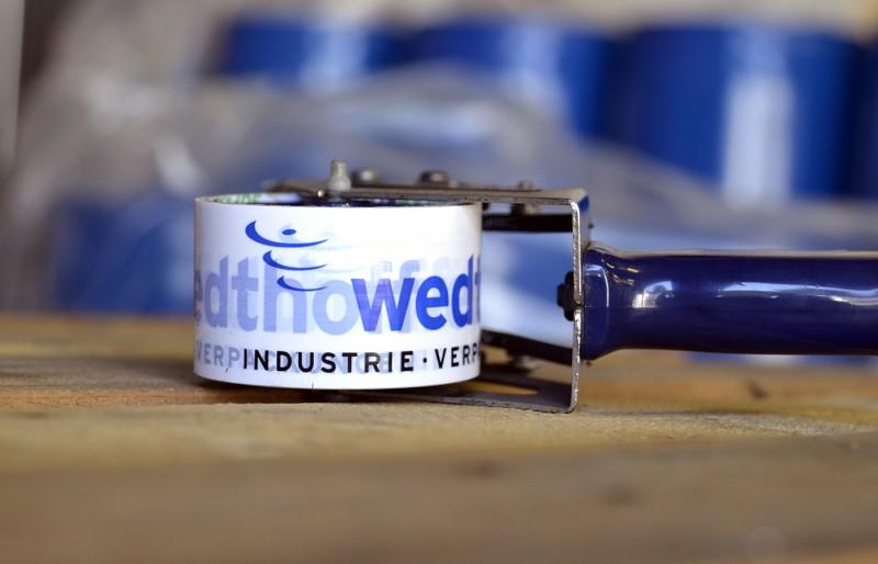 Lieferung by WEDTHOFF Industrieverpackungen + Gefahrgutverpackungen, Großhandel für Verpackungen, Abroller