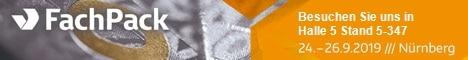WEDTHOFF wieder @ Fachpack 2019 in Nürnberg mit Industrieverpackungen Gefahrgutverpackungen Bergungsverpackungen