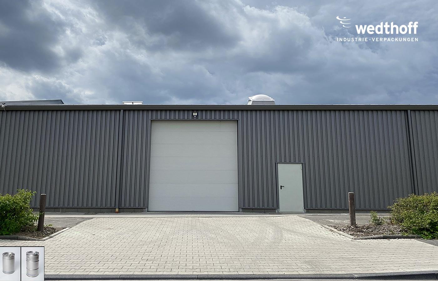 Modernes Lager 04. WEDTHOFF Industrieverpackungen + Gefahrgutverpackungen in Köln Bonn NRW. Optimaler Lieferservice