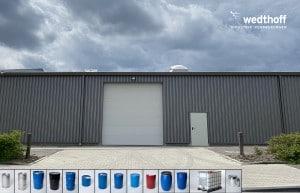 Modernes Lager 02. WEDTHOFF Industrieverpackungen + Gefahrgutverpackungen in Köln Bonn NRW. Optimaler Lieferservice