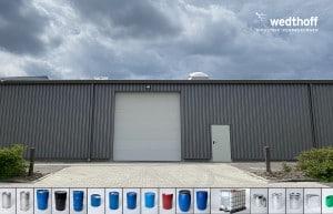 Modernes Lager 03. WEDTHOFF Industrieverpackungen + Gefahrgutverpackungen in Köln Bonn NRW. Optimaler Lieferservice