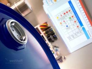 Gefahrgutverpackungen und Ihre Verwendung / Kennzeichnung im Detail. Gefahrgutschulung Auffrischung bei WEDTHOFF