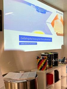 Gefahrgutschulung Workshop