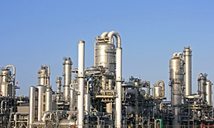 Industrieverpackungen für die Ölindustrie, Petrochemie. Stahlfässer für Öl > WEDTHOFF